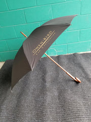Custom Umbrella for Vancouver Law Firm