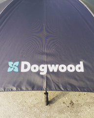 Dogwood Initiative Custom Logo Printed Umbrella