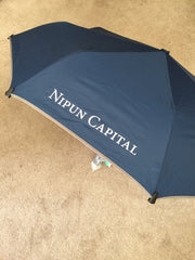 custom compact umbrella Nipun Capital