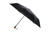 Conference Wood 3F Manual Compact Umbrella