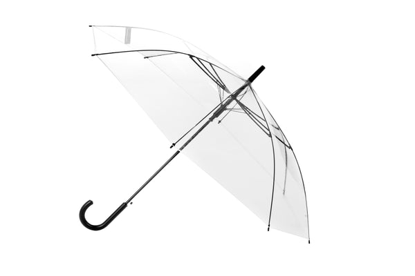 Clear Auto Long Umbrella