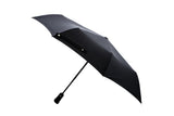 Classic AOC Leather Compact Umbrella