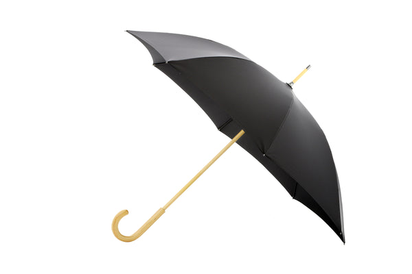 Modern Woodshaft Long Umbrella