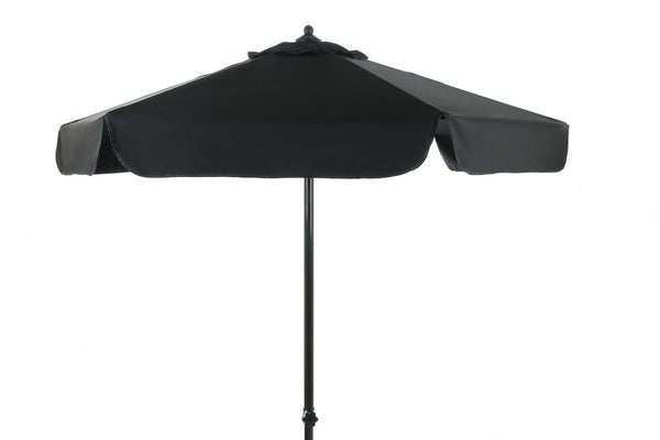 Brewery Aluminum Patio Umbrella - 6 foot Round