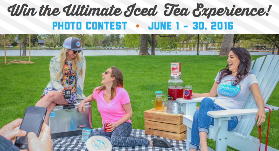 Win the Ultimate Iced Tea Experience!