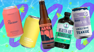 THRILLIST: Refreshing Non-Alcoholic Beverages That Aren't La Croix