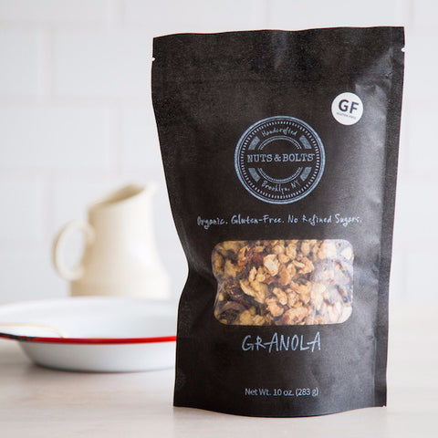 Nuts & Bolts Granola