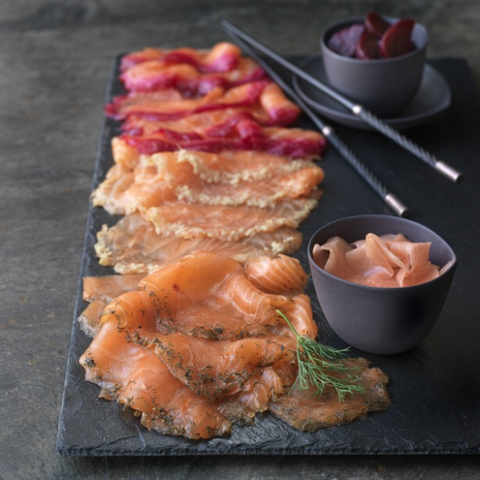 World Selection Gravadlax