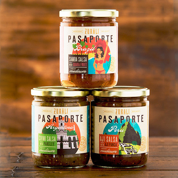 Pasaporte Variety Pack