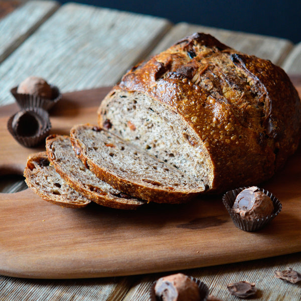 Chocolate Cherry Bread