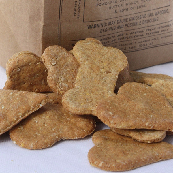 Bailey's Dog Biscuits