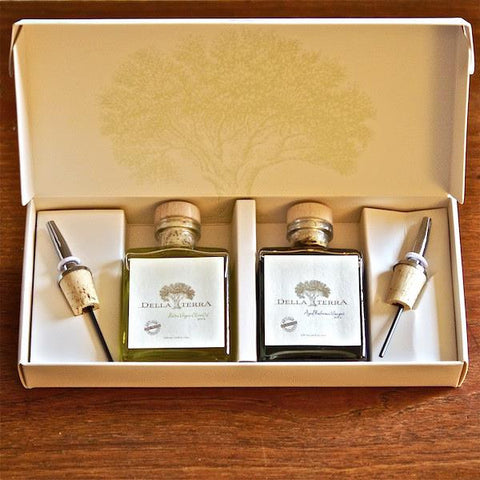 Oil and Vinegar Gift Set
