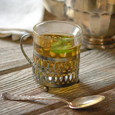 Lavender Mint Tea