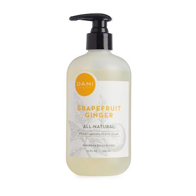 GRAPEFRUIT<br>GINGER