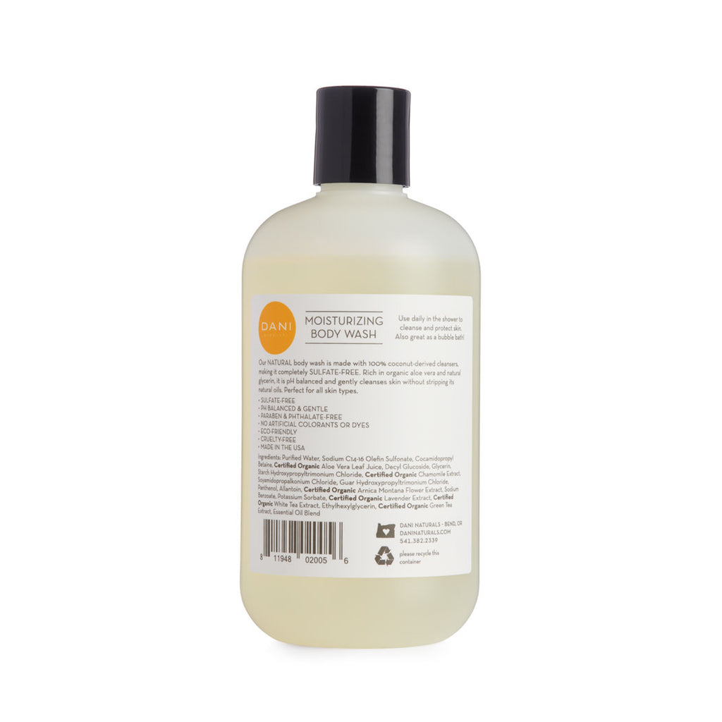 Grapefruit Ginger Body Wash - 12 oz