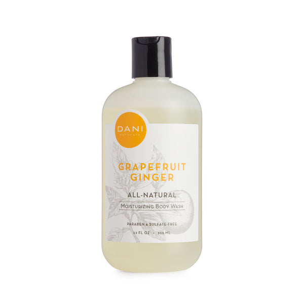 Grapefruit Ginger Body Wash