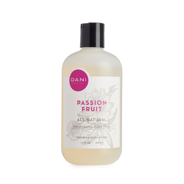 Passion Fruit Luxury Body Wash - 12 oz