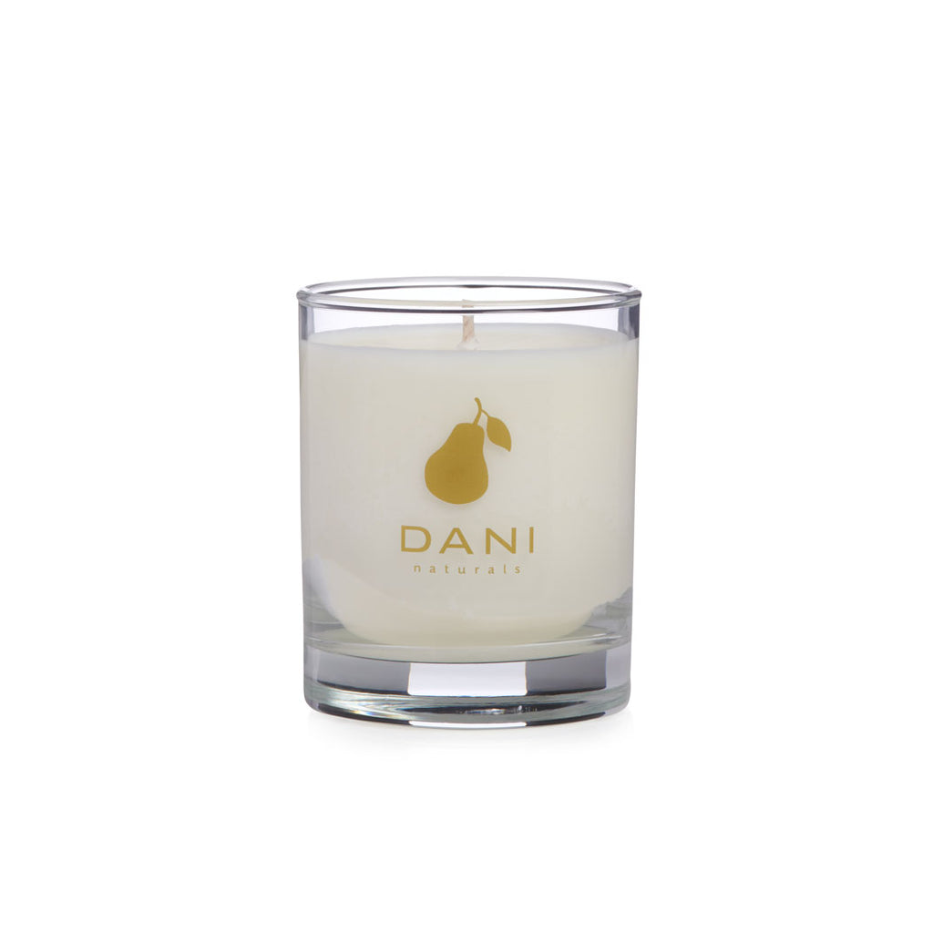 Winter Pear Holiday Scented Soy Candle