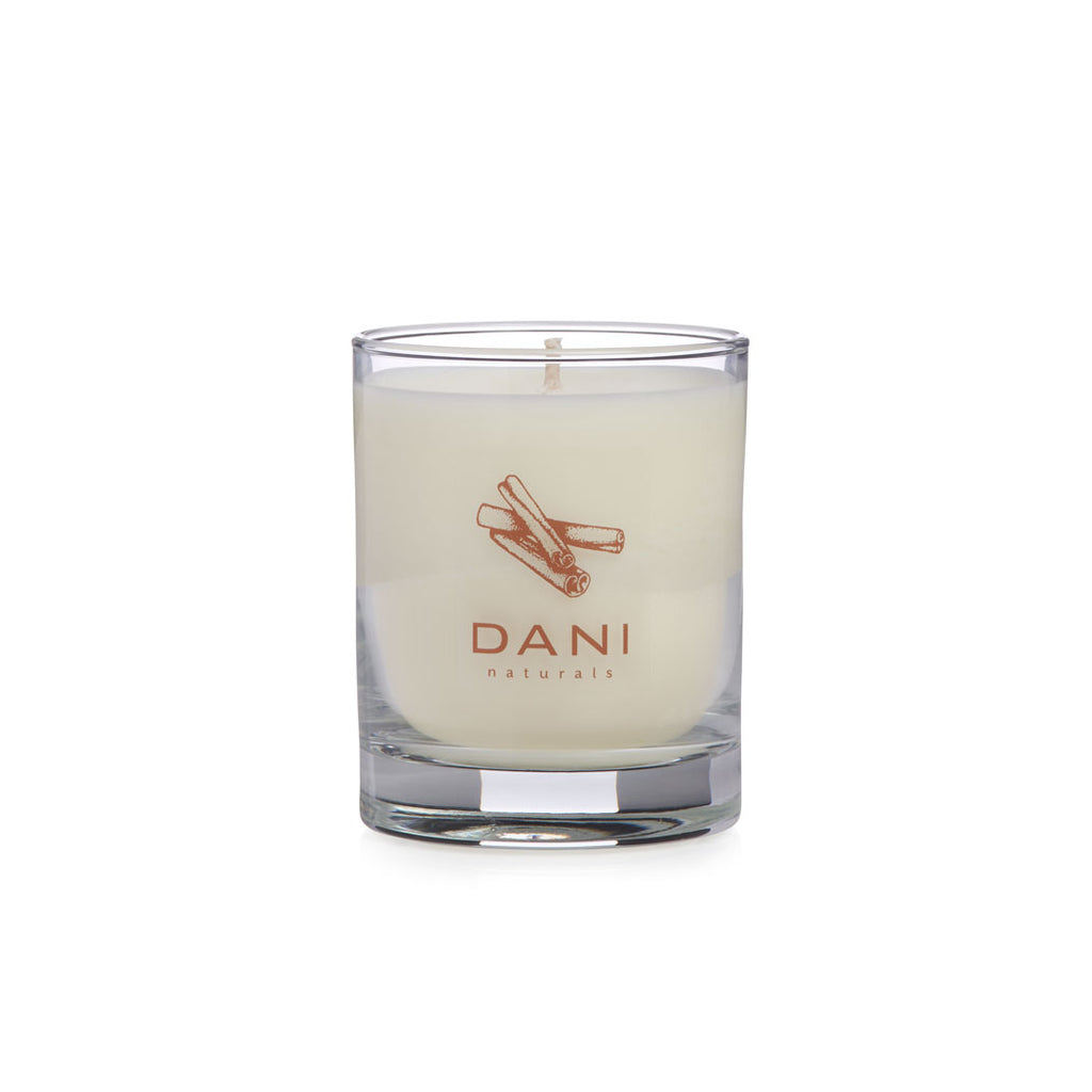 Warm Spice Holiday Scented Soy Candle