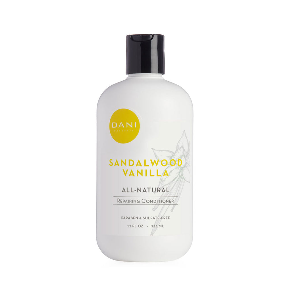 Sandalwood Vanilla Sulfate Free Conditioner - 12 oz