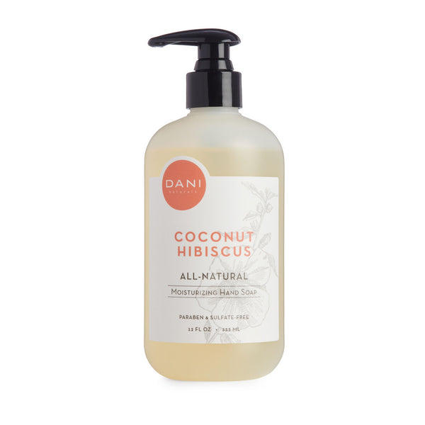 Coconut Hibiscus Liquid Hand Soap