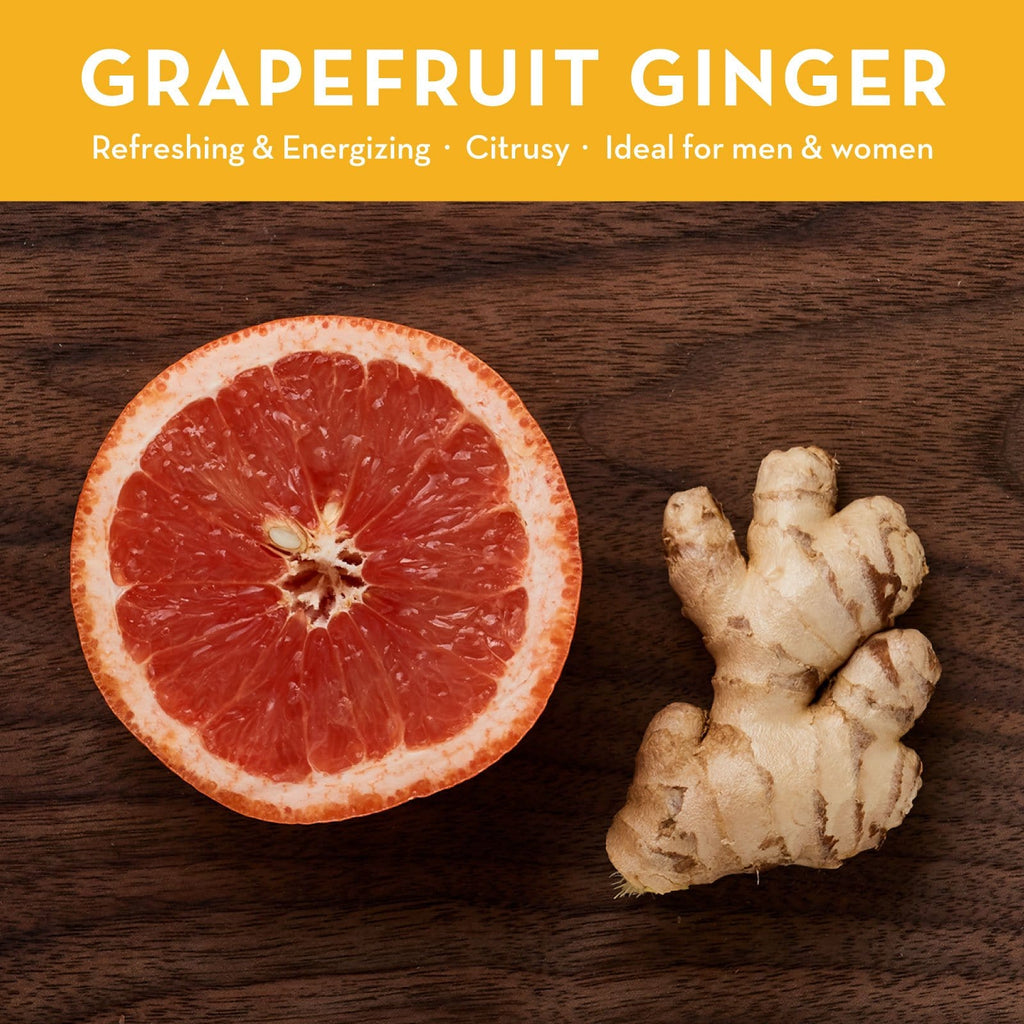 Grapefruit Ginger Liquid Hand Soap