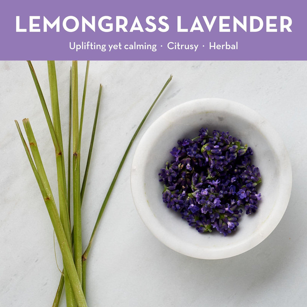 Lemongrass Lavender Liquid Hand Soap - 12 oz