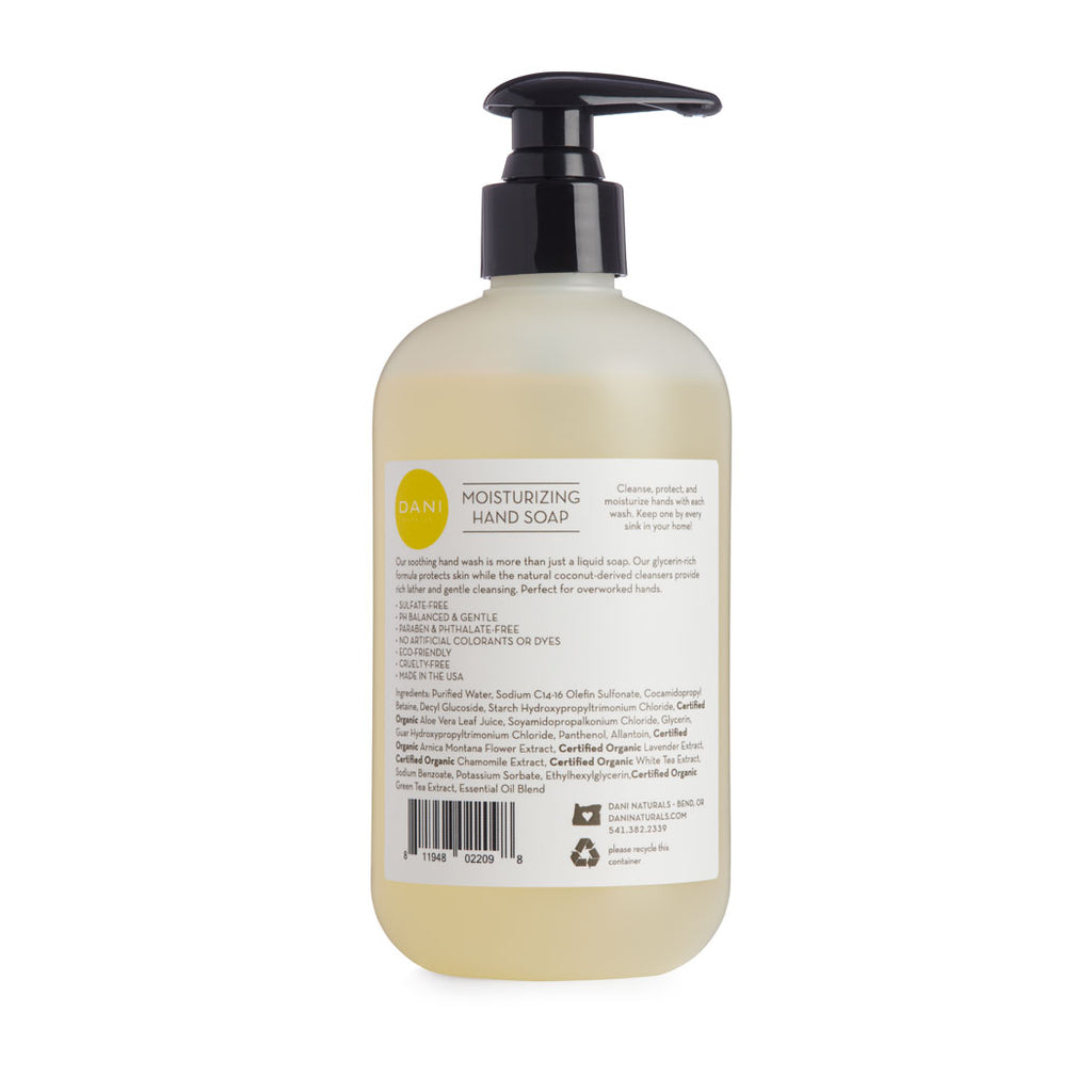 Sandalwood Vanilla Liquid Hand Soap
