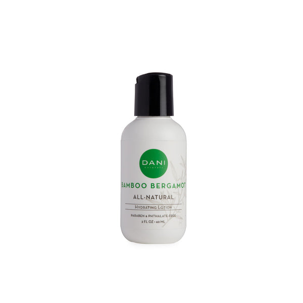 Bamboo Bergamot Travel Size Hand & Body Lotion - 2 oz