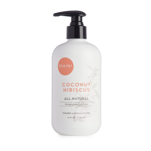 Coconut Hibiscus Hand & Body Lotion - 12 oz