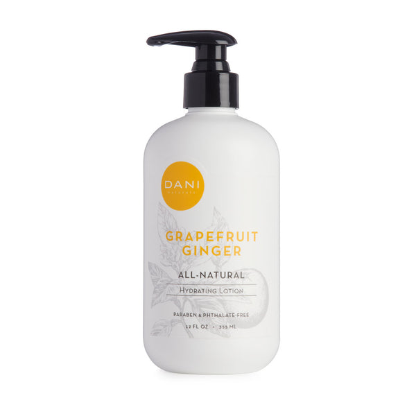 Grapefruit Ginger Lotion