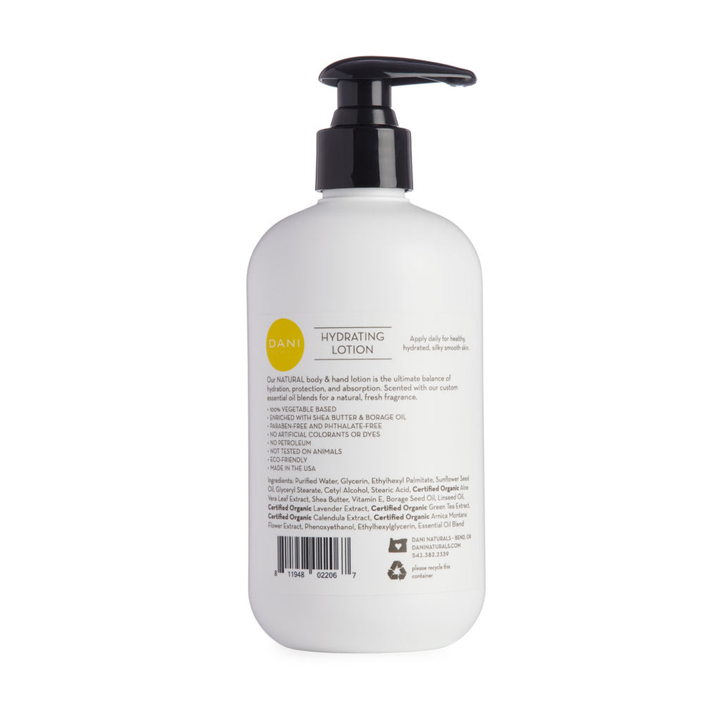 Sandalwood Vanilla Lotion