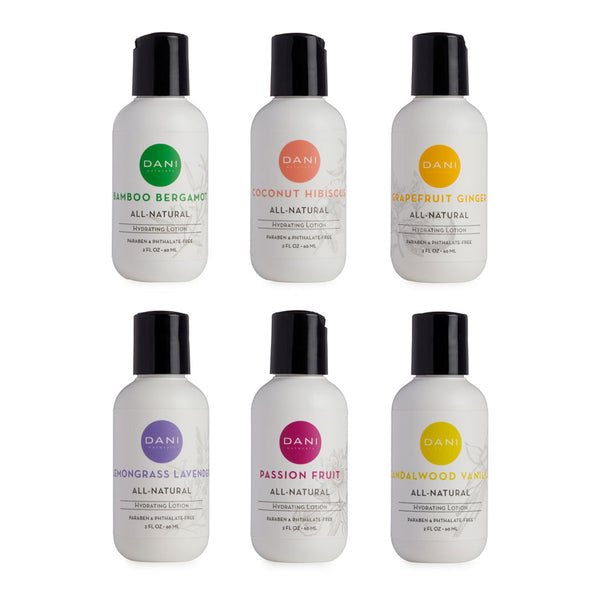 Lotion Sampler Pack