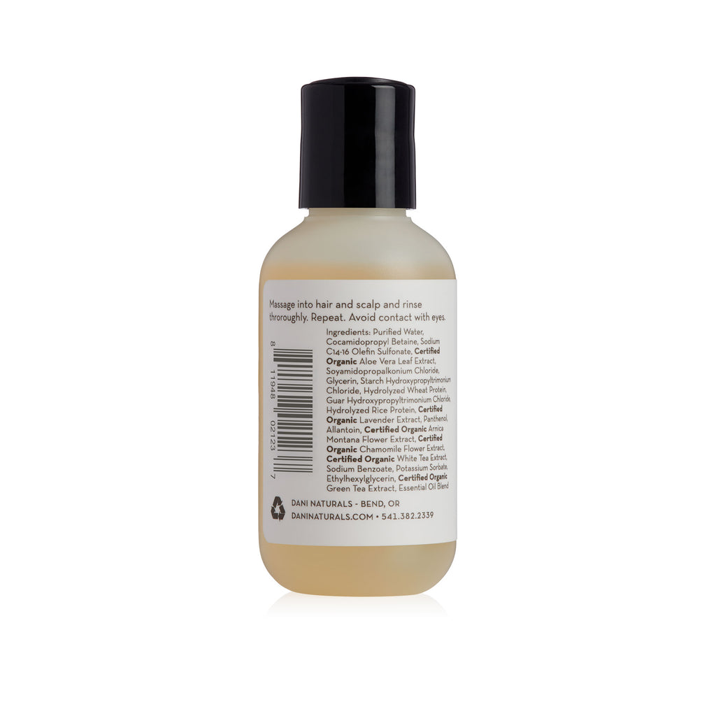 Passion Fruit 2oz Travel Size Shampoo
