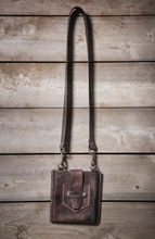 Load image into Gallery viewer, Crossbody - Antique Black