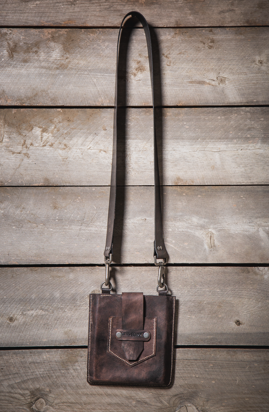 Crossbody - Antique Black