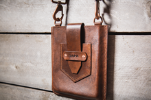 Load image into Gallery viewer, Crossbody - Rustic Antique Copper