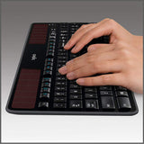 Logitech K750 Wireless Solar Powered Keyboard for PC