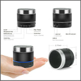 Portable Mini Rechargeable Bluetooth Speaker