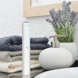 UVILIZER Wand - UV Light Sanitizer & Handheld Ultraviolet Sterilizer (Rechargeable 5W UV-C Disinfection Bulb / Portable UVC Cleaner for Any Surface)