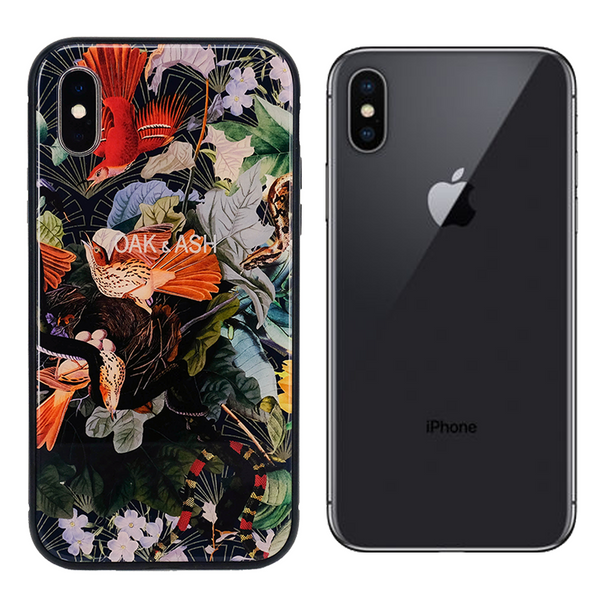 Eden | Phone Case for iPhone X/XS - OAK & ASH