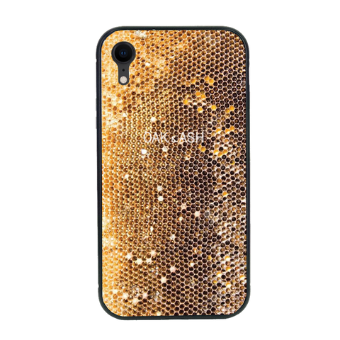 Gold | Phone Case for iPhone XR - OAK & ASH