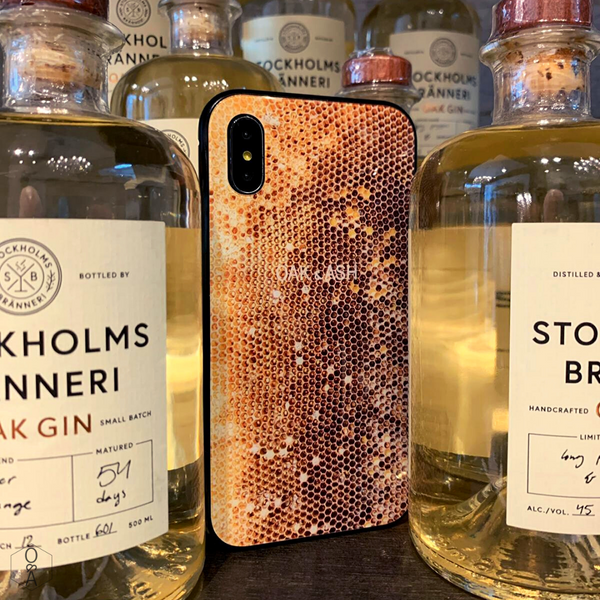 Gold | Phone Case for iPhone XR - OAK&ASH