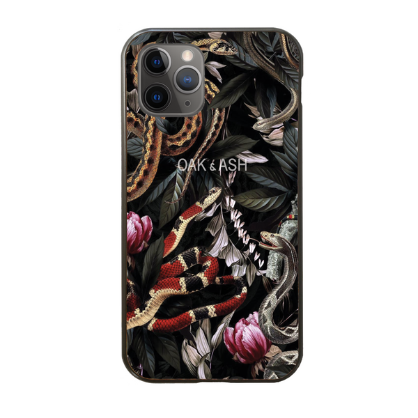 Serpents | Phone Case for iPhone 11 Pro - OAK&ASH