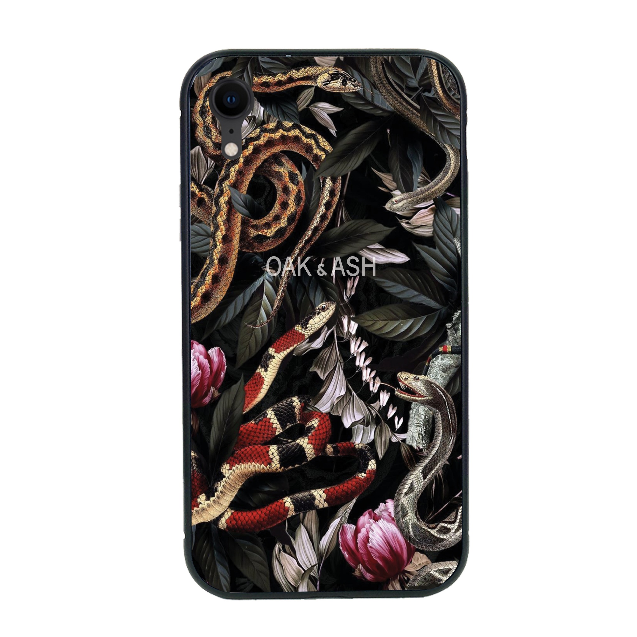 Serpents | Phone Case for iPhone XR - OAK & ASH