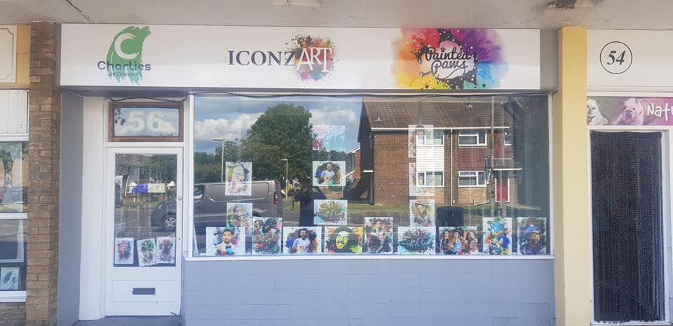 Iconzart - Affordable High Quality Artwork In Hampshire!