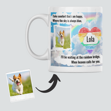 Load image into Gallery viewer, Dog Memorial Custom Mug # 4