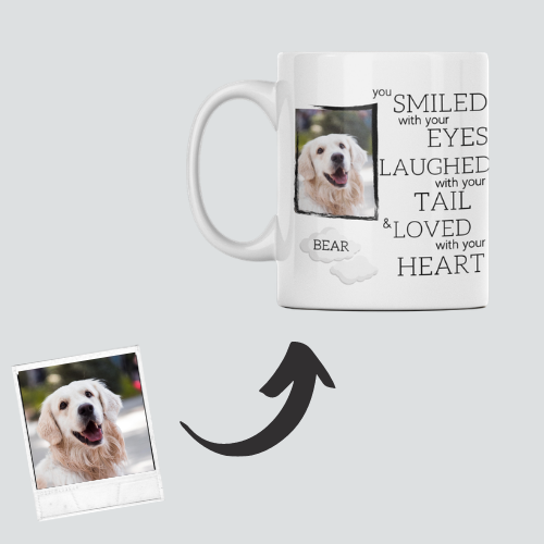 Personalised Dog Coffee Mug