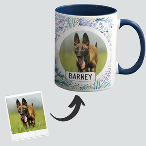 Custom Dog Lover Mug