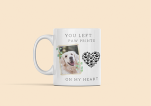 Dog Memorial Custom Mug-iconzart